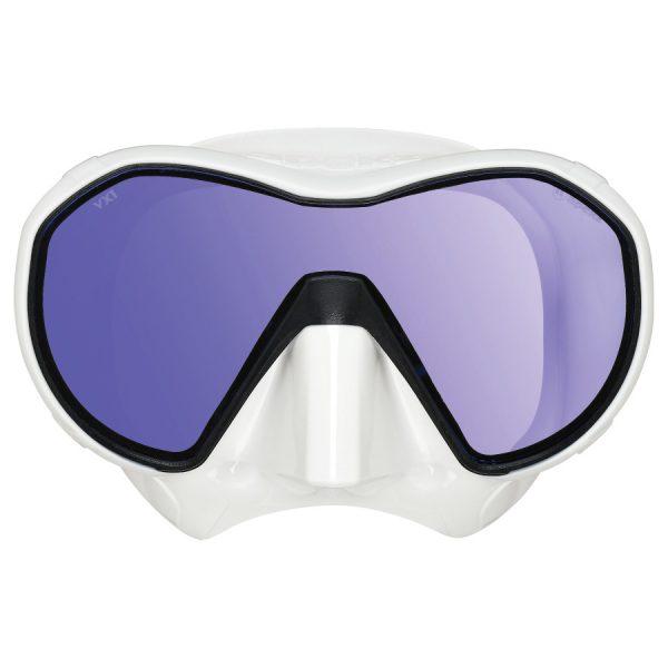 Apeks VX1 Mask in white