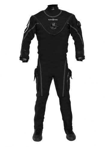 Aqua Lung fusion drysuit black